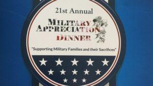 21st Annual Military Appreciation Dinner